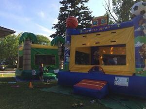 Bouncy Castle Rental - Hallmark Party Rentals Windsor Region Ontario image 4