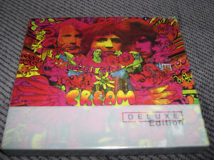 Cream - Disraeli Gears (1967) CD double (1997) Rock Blues Psy