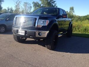 2010 F-150 lifted