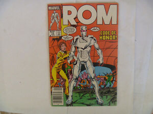 ROM by Marvel Comics