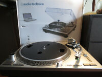 Table Tournante Audio Technica AT-LP120 USB