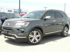 2018 Ford Explorer *DEMO* PLATINUM 3.5L ECOBOOST