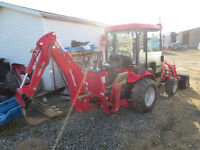 2011 TYM 233 Tractor deal