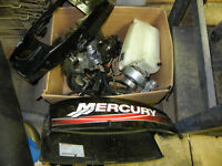 2 stroke Mercury 2.5 hp outboard for parts