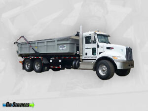 Roll-off Waste Bin Rentals | Red Deer & Area