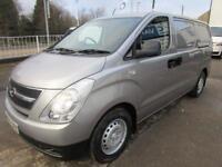 2012 Silver Hyundai ILoad CRDI CLASSIC