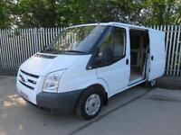 FORD TRANSIT 280 2.2 TDCI SWB BLUETOOTH 3 SEATS