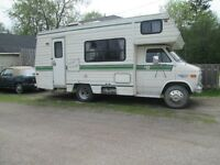HUNTER'S BEWARE..A GREAT MOTORHOME FOR U....AT A GREAT PRICE