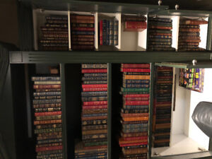 Franklin library and Easton press books