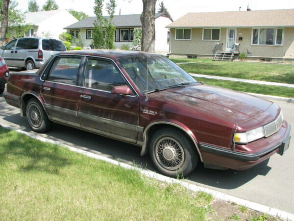 Used 1990 Oldsmobile Cutlass