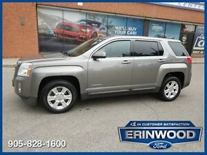 2012 GMC Terrain SLE-1PWR GRP / RV CAM / BLUETOOTH /  ALLOYS