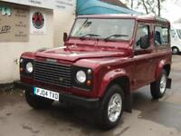 2004 LAND ROVER DEFENDER 90 TD5 COUNTY (7 Seater)
