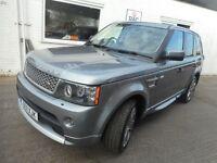 Land Rover Range Rover Sport TDV6 AUTOBIOGRAPHY (orkney grey) 2011