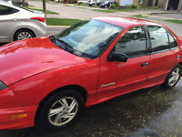 2000 Pontiac Sunfire Sedan $800 or best offer