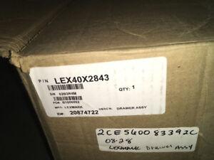Lexmark Media Drawer Assembly 40X2843 -New