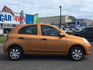 From $24* per week on finance 2010 Nissan Micra Hatchback Westcourt Cairns City Preview