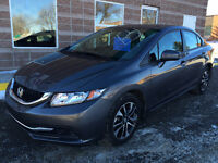 2015 Honda Civic LX FULLY LOADED Sedan