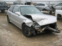 FOR PARTS 1999 HONDA CIVIC@PICNSAVE WOODSTOCK Woodstock Ontario Preview