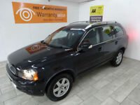 2012,Volvo XC90 2.4D D5 AWD 200bhp auto ES Premium***BUY FOR ONLY £57 PER WEEK**