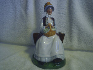 "Royal Doulton Figurine – ""Rest Awhile"""