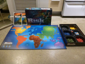 RISK Board Game - The game of global domination!