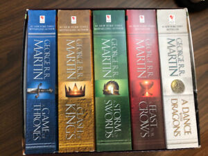 FS: Game of Throne BOOKS $30