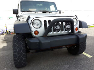 Jeep Wrangler X Unlimited 2008