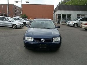 2001 Volkswagen Jetta GLS Sedan 134000 km safety and E test