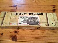 Heavy Haulage Scania Low Loader Thames Trader Tipper Lorry model corgi