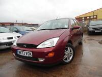 FORD FOCUS ZETEC 1.8 DIESEL ESTATE