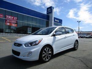 2017 Hyundai ACCENT SE SUNROOF ALLOYS FOG LIGHTS