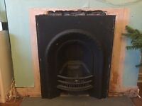 Lovely Rounded Victorian Fireplace