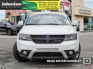 2017 Dodge Journey Crossroad  -Start Your Journey-2017-DVD-Leath