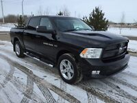2012 Ram 1500 Sport – H/C Leather – Tow Pkg - $231 B/W GST Incl
