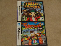 Diddy Kong Racing & Fossil League