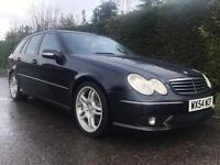 2005 Mercedes C55 AMG Estate ***RARE CAR ***