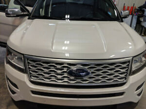 2017 Ford Explorer Platinum AWD, ADAPTIVE CRUISE MASSAGE SEATS