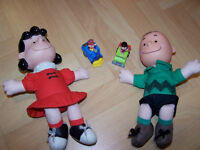 charlie brown et lucy