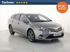 2015 TOYOTA AVENSIS 2.0 D 4D Icon Business Edition 5dr Estate