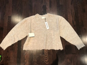 Aritzia Wilfred/ Wilfred Free sweaters and dresses all brand new