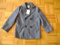 Manteau 4 ans -5 ans de marque Joe neuf pour automne