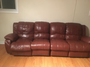 2 piece set Couches!!!! London Ontario image 2