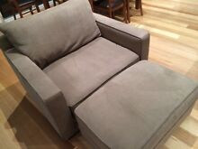 Freedom Andersen Armchair & Ottoman Sydney City Inner Sydney Preview