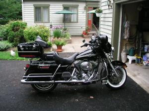 FLHTCi Anniversary Harley