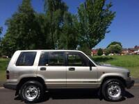 ISUZU TROOPER 3.1TD DUTY + DIESEL + 4X4 + MANUAL + IDEAL EXPORT