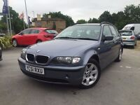 BMW 3 Series 2.0 320d SE Touring 5dr 2002 (51 reg), Estate SPECIAL OFFER