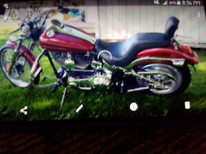 2005 Harley Davidson Deuce will trade for truck or PWC