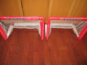 mini stick goalie nets