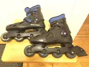 Roller Blades with 1pair hands protector