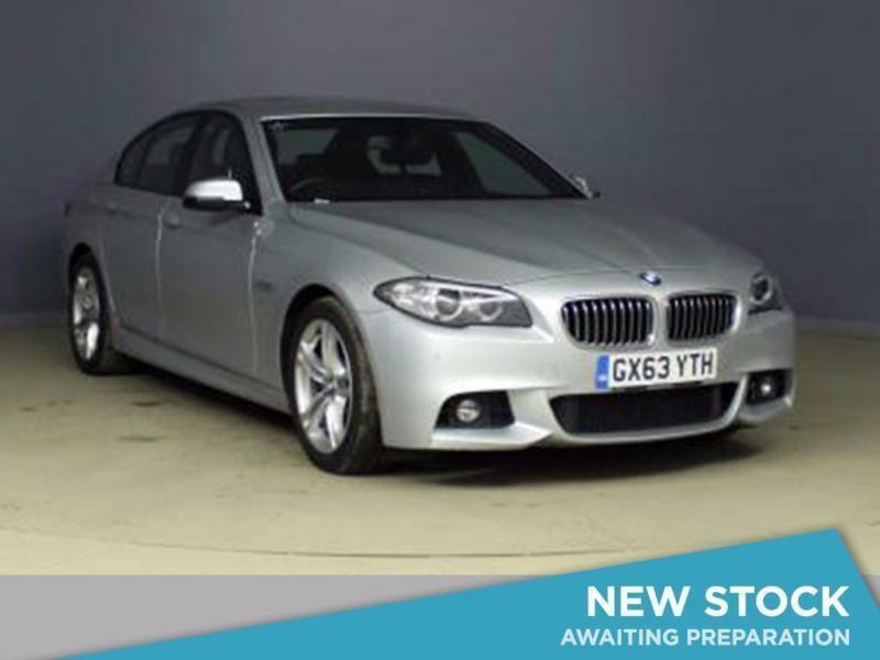 2013 BMW 5 SERIES 520d M Sport Step Auto